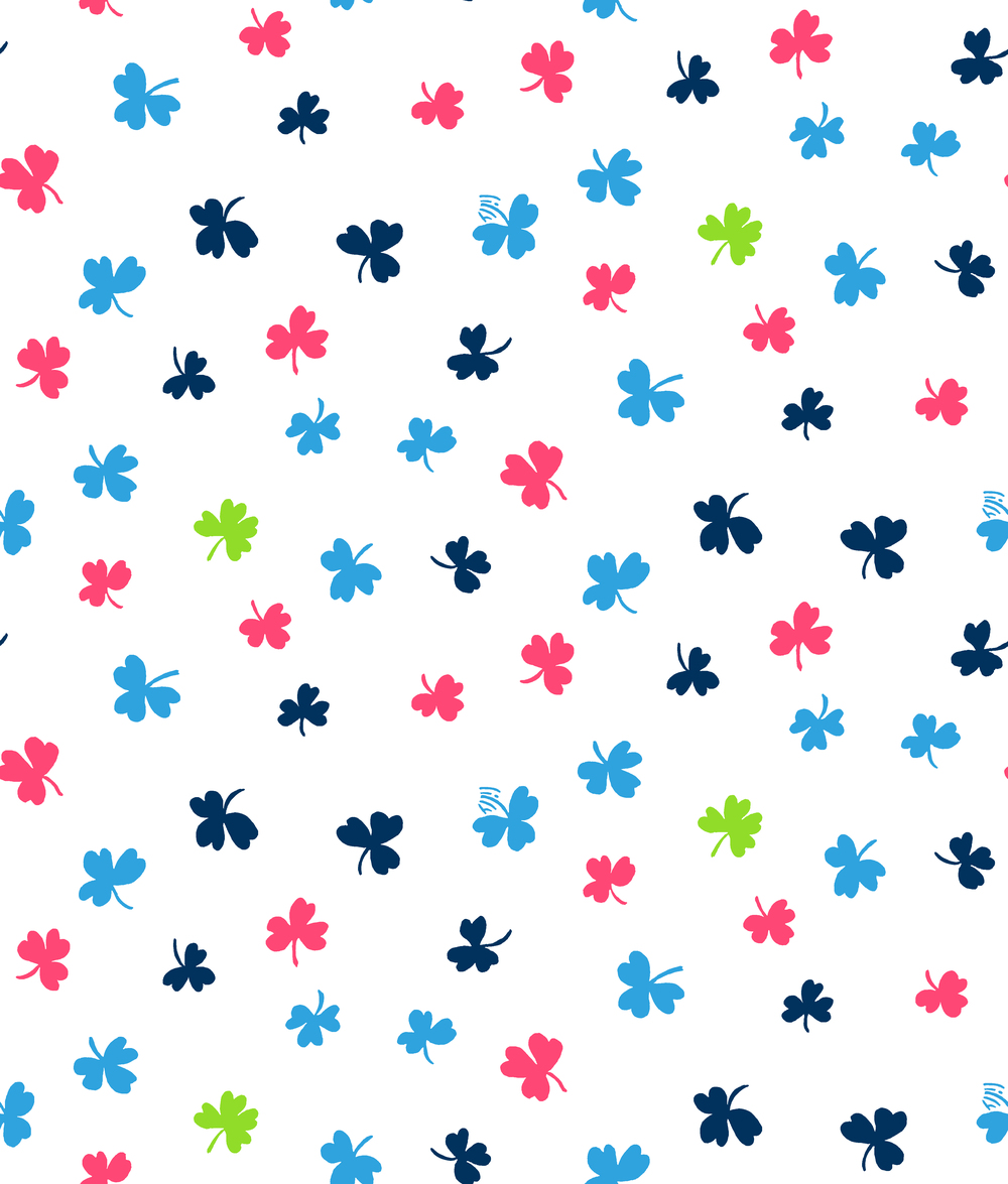 Lilly Pulitzer Spring 13 : Tossed Mini Clover