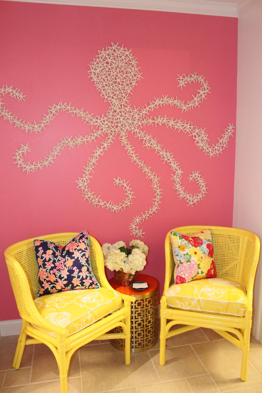 McLean, VA : Starfish Octopus