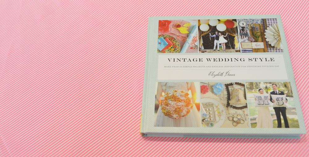 Vintage Wedding Style by Elizabeth Demos