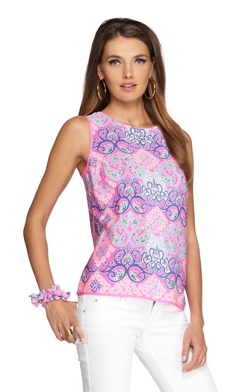Lilly Pulitzer Spring 2014 : Behind The Gate Engineered