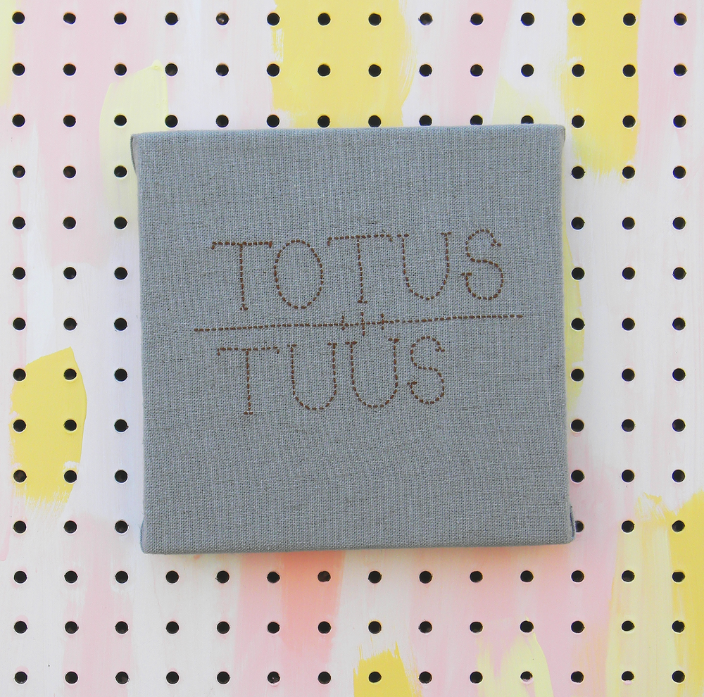 Axios: Totus Tuus (Totally Yours)