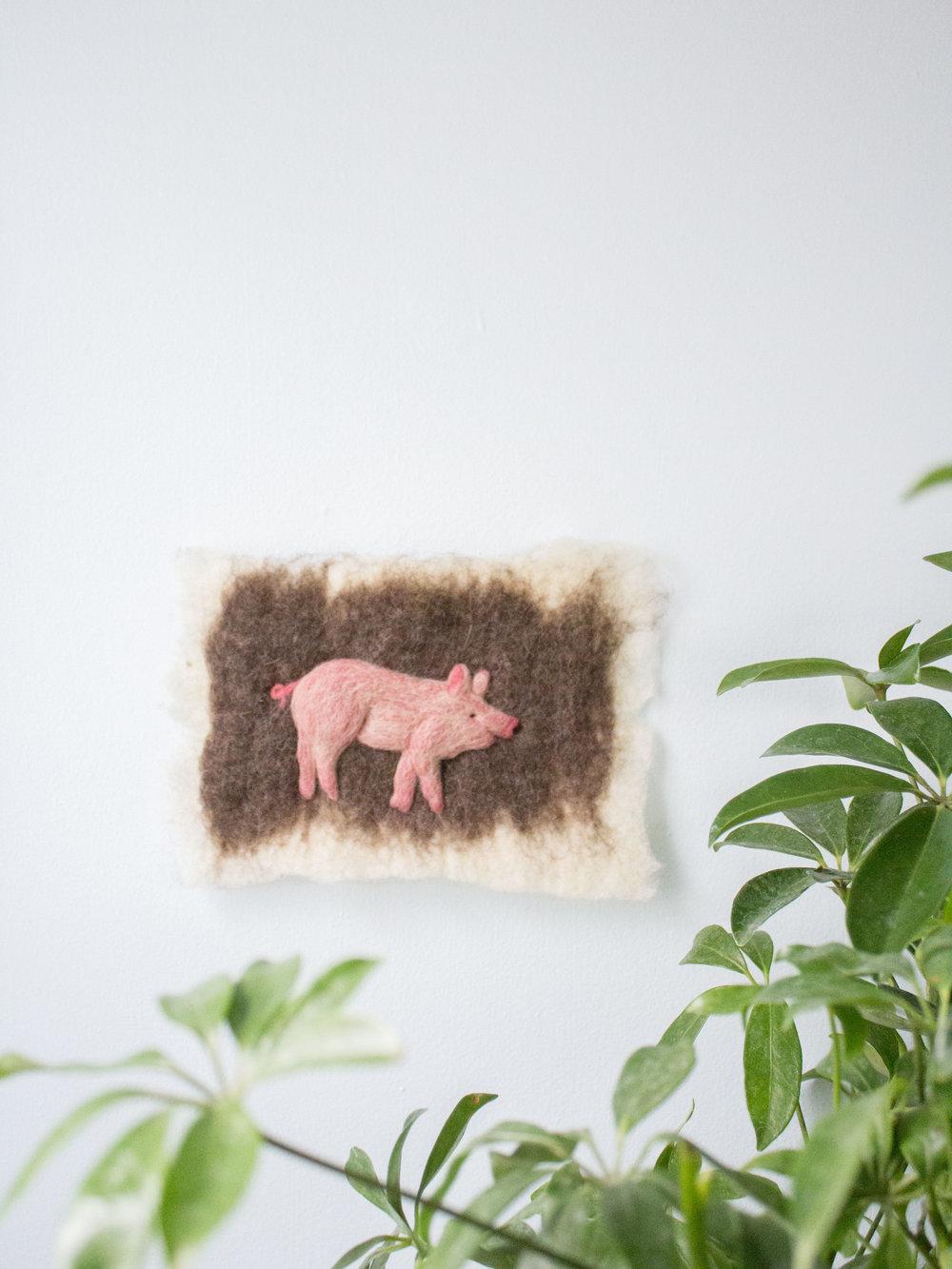 Pig, 2016
