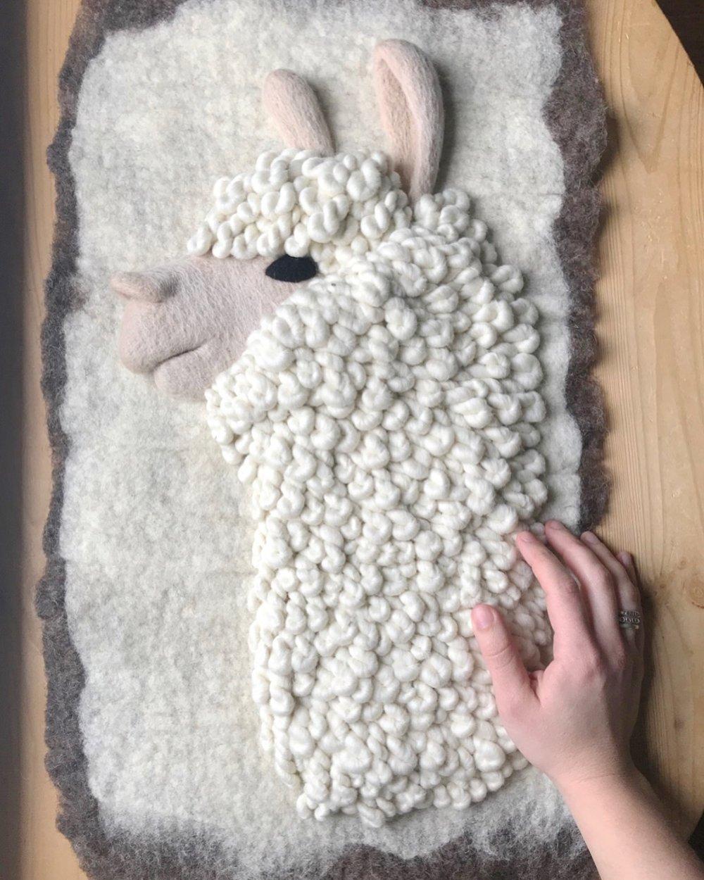 Custom Alpaca