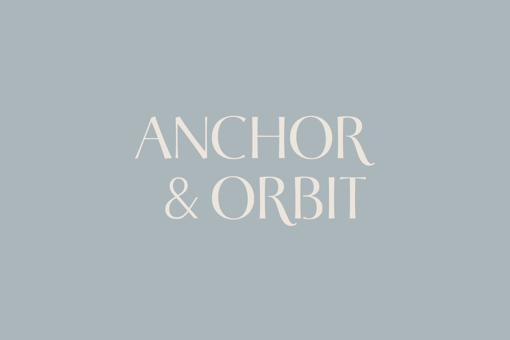 Chelsey Dyer — Anchor & Orbit