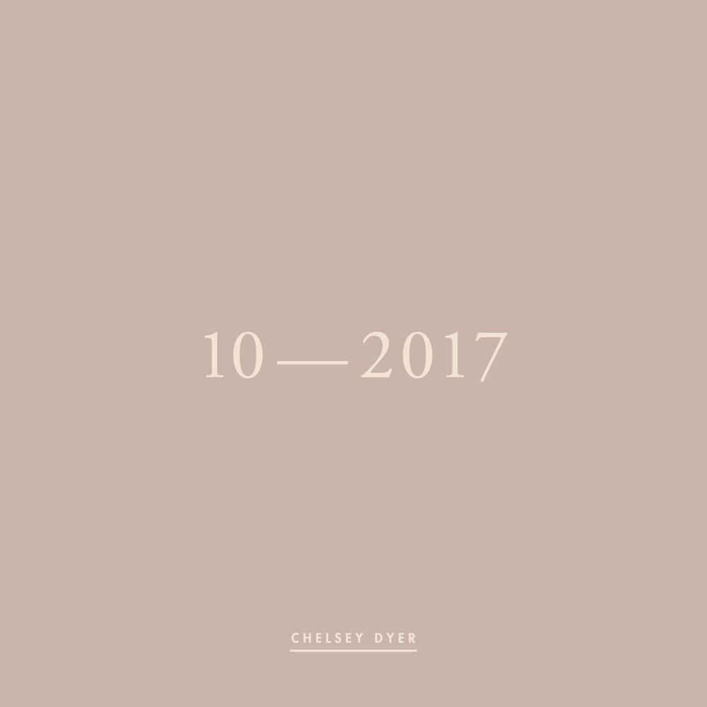 Chelsey Dyer / 10—2017 Mixtape