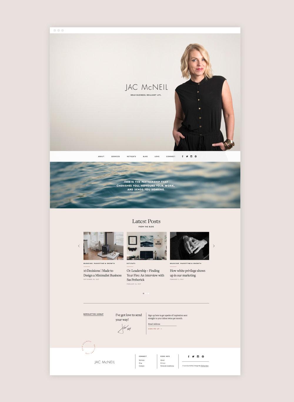 Chelsey Dyer Studio — Jac McNeil