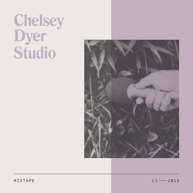 🎵12—2018 MIXTAPE⠀ Spotify link in profile or visit chelseydyer.com/mixtapes to listen. ⠀ #chelseydyermixtape