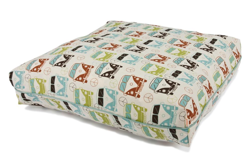 Peach Pillow Bed - Love Bus