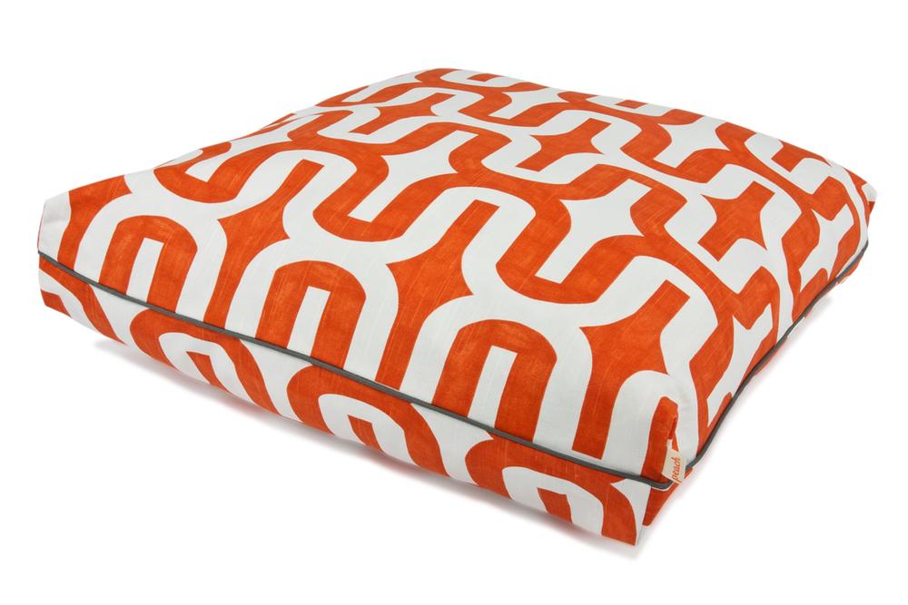 Peach Pillow Bed - Marmalade