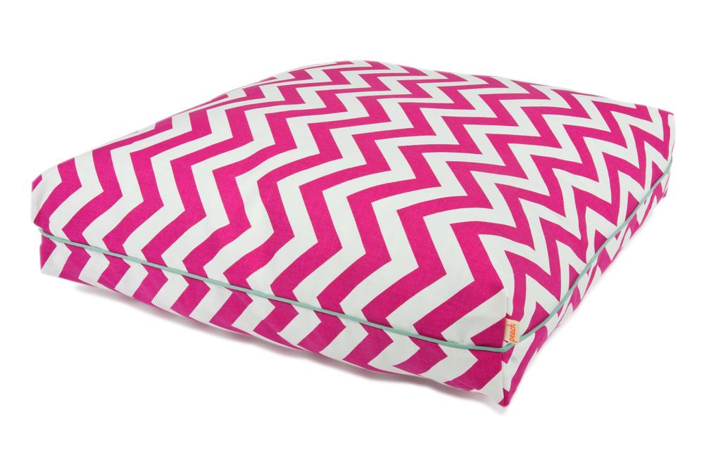 Peach Pillow Bed - Pixie