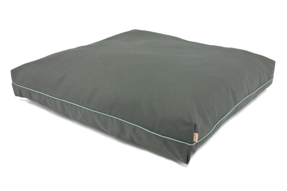 Peach Pillow Bed - Slate