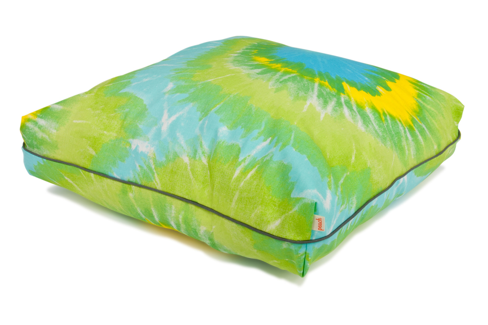 Peach Pillow Bed - Tide Pool