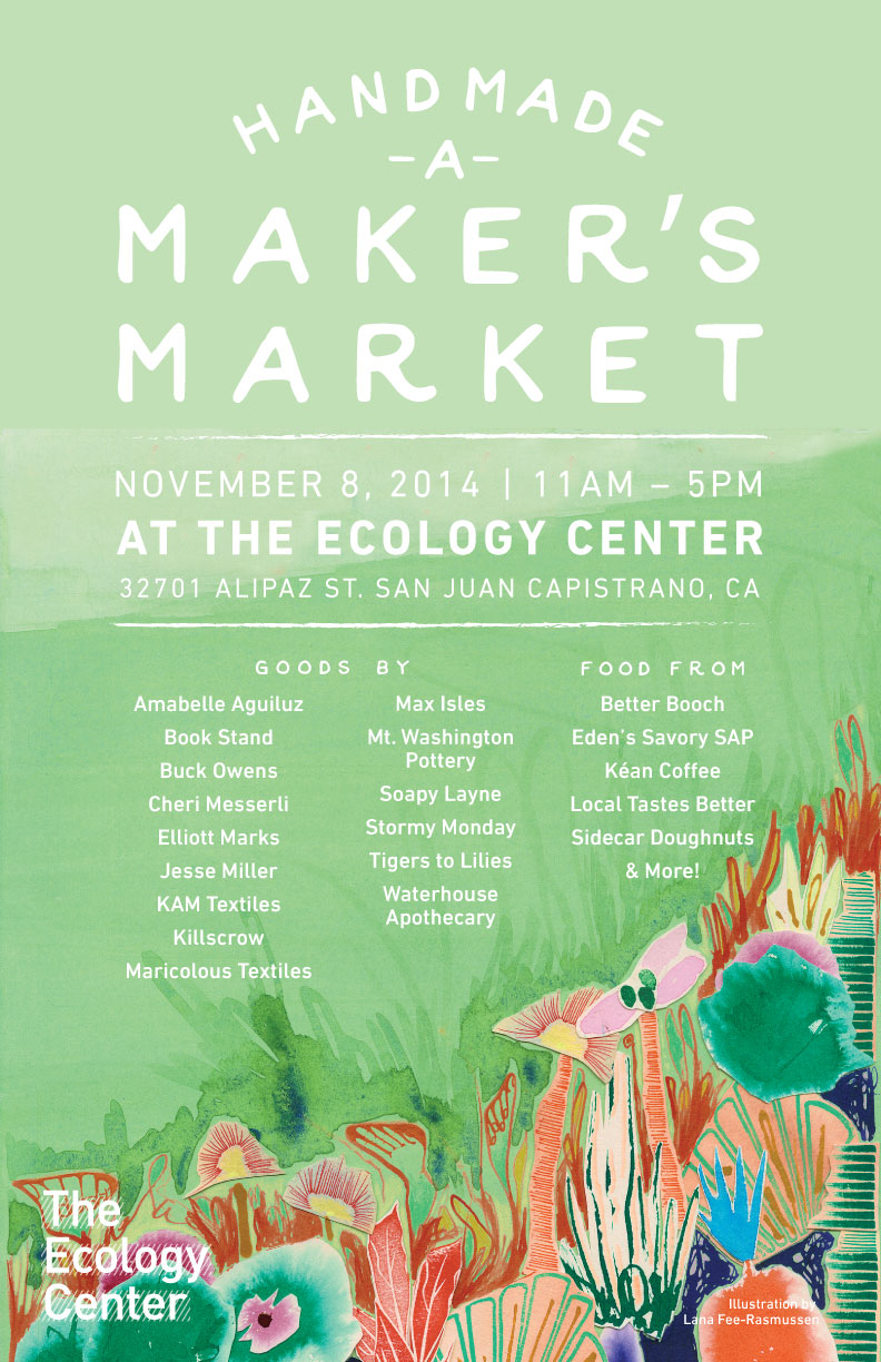 Killscrow- Handmade: A Maker's Market at The Ecology Center