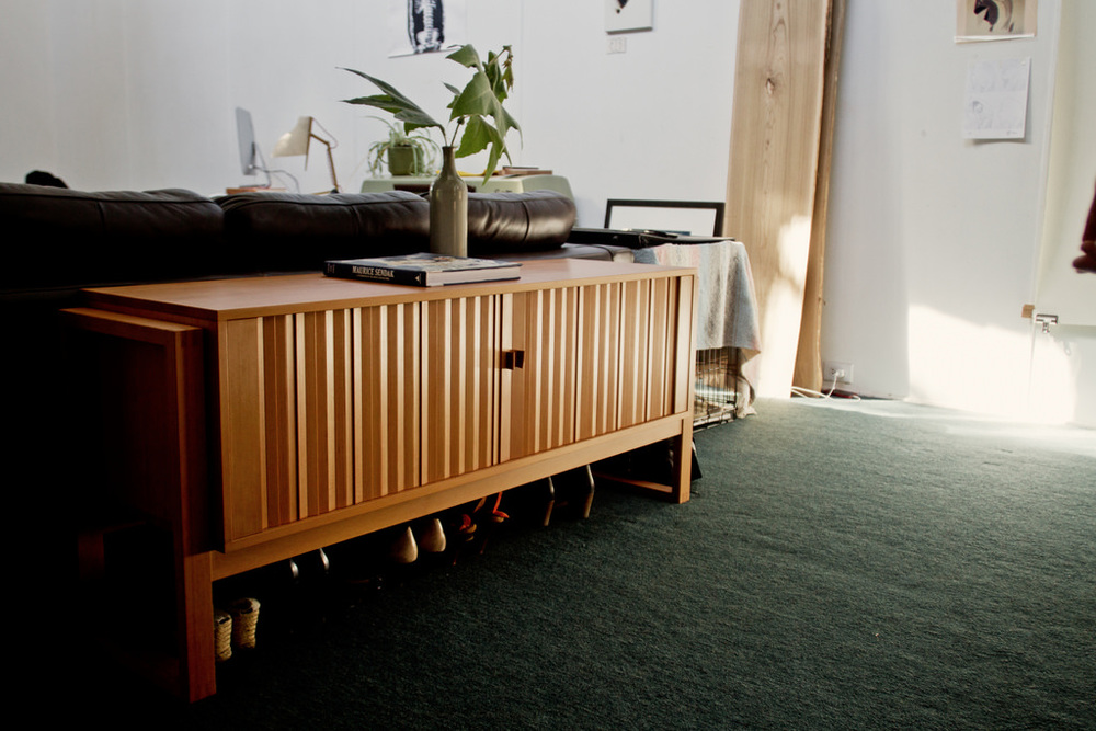 Killscrow Credenza. Photo Kevin Voegtlin