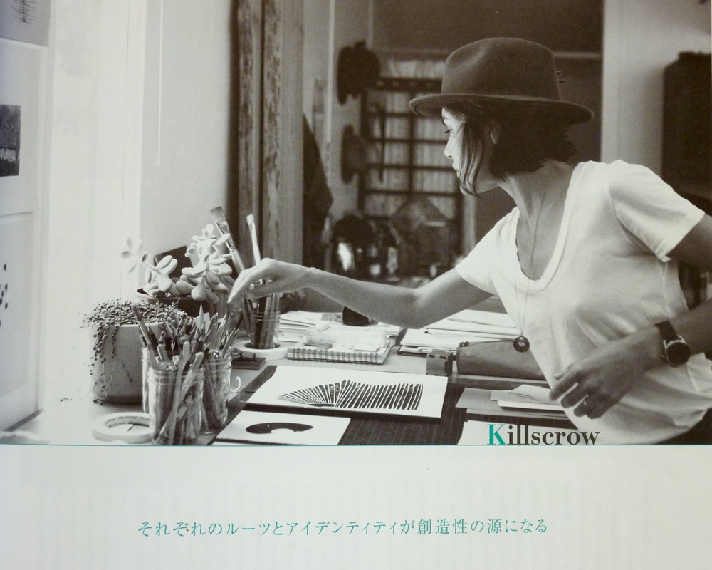 Killscrow for Blue Magazine