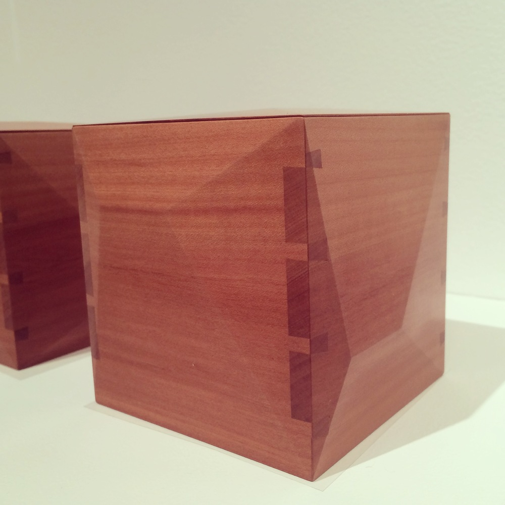 Laura Mays Facet Boxes