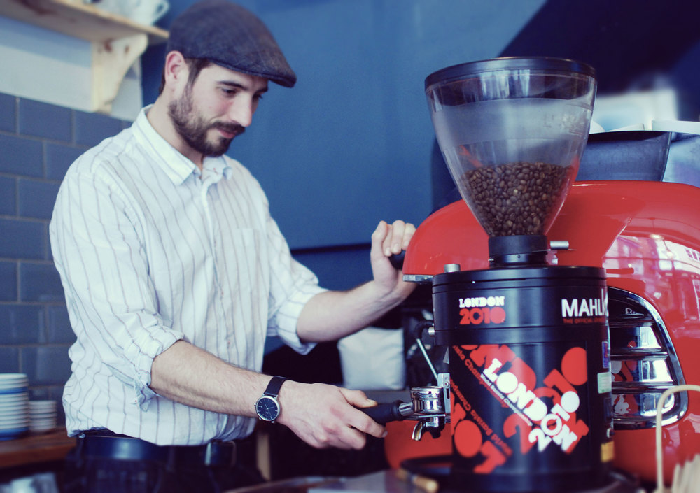 EDP: Norwich coffee shop owner prepares for semi-finals of UK Barista Championships