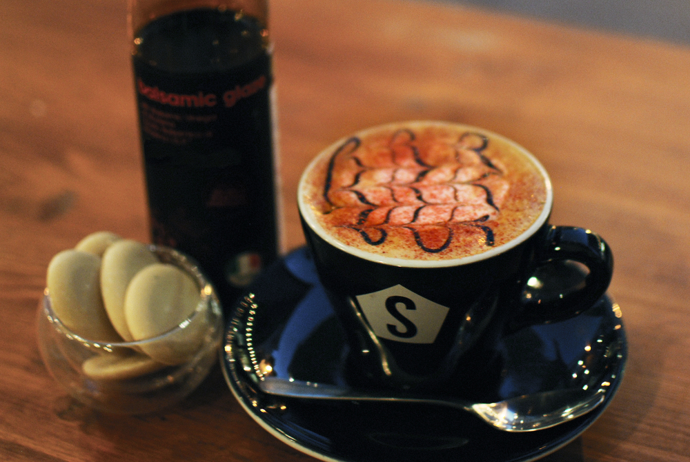 Evening News: Norwich baristas impress judges at Norfolk's first coffee festival