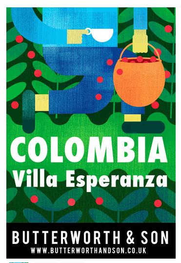 Colombian Villa Esperanza