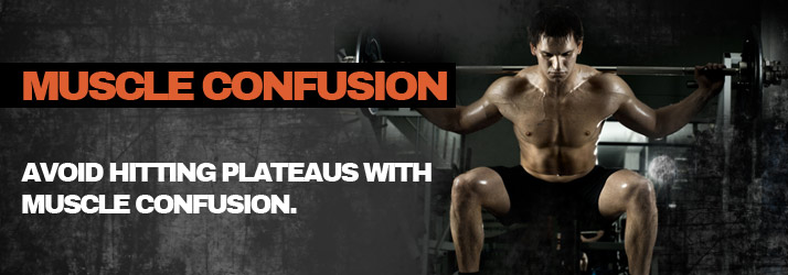 Muscle confusion sounds awesome.  But it is a lie.