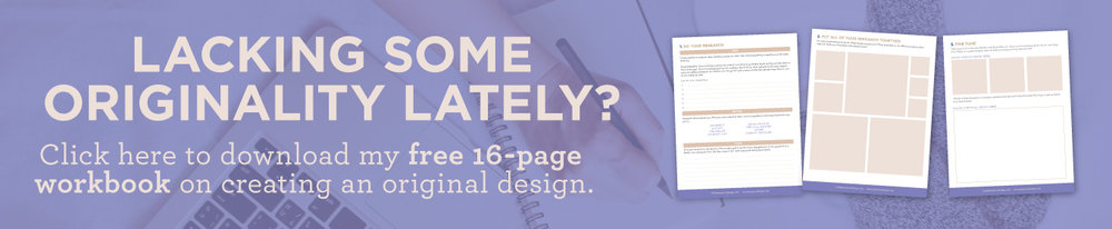 5 STEPS TO CREATING A GREAT ORIGINAL DESIGN | EyeSavvy Design | Kiki Bakowski | Branding, Design, Creative Inspiration, Originality, Free Workbook, Creative Juices, #beoriginal #originalidea #freeworkbook #graphicdesign #inspiration #originalityiskey#originality #gooddesign#branding #branddesign#branding101