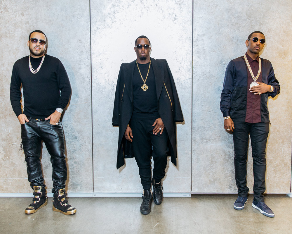 French Montana, Diddy, Fabolous