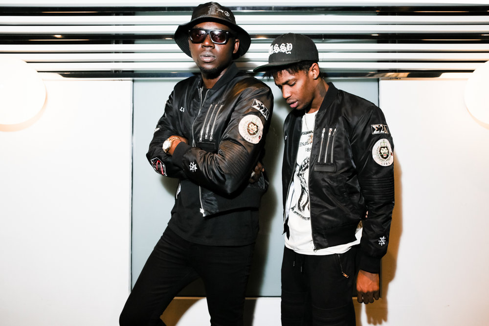 Theophilus London + Travis Scott