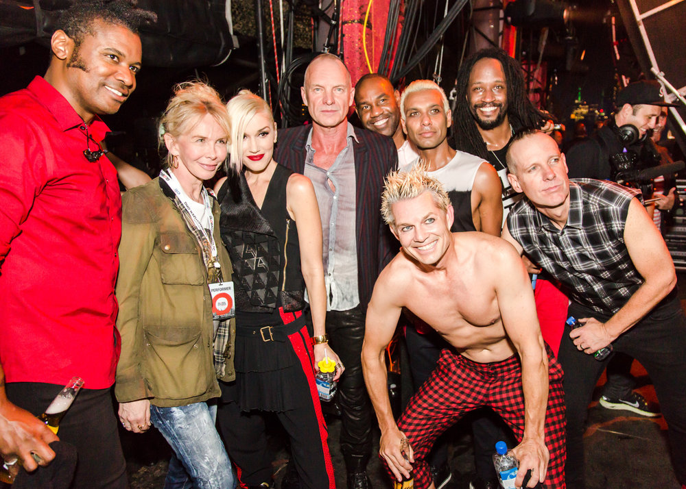 Sting, No Doubt
