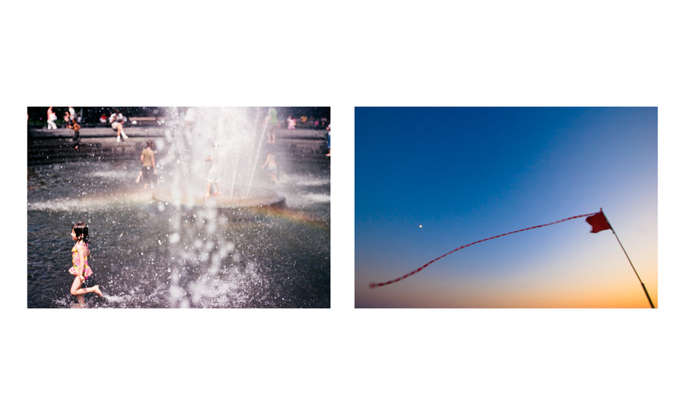 Washington Square Waltz (2009)   X  Sunset Flight (2009)
