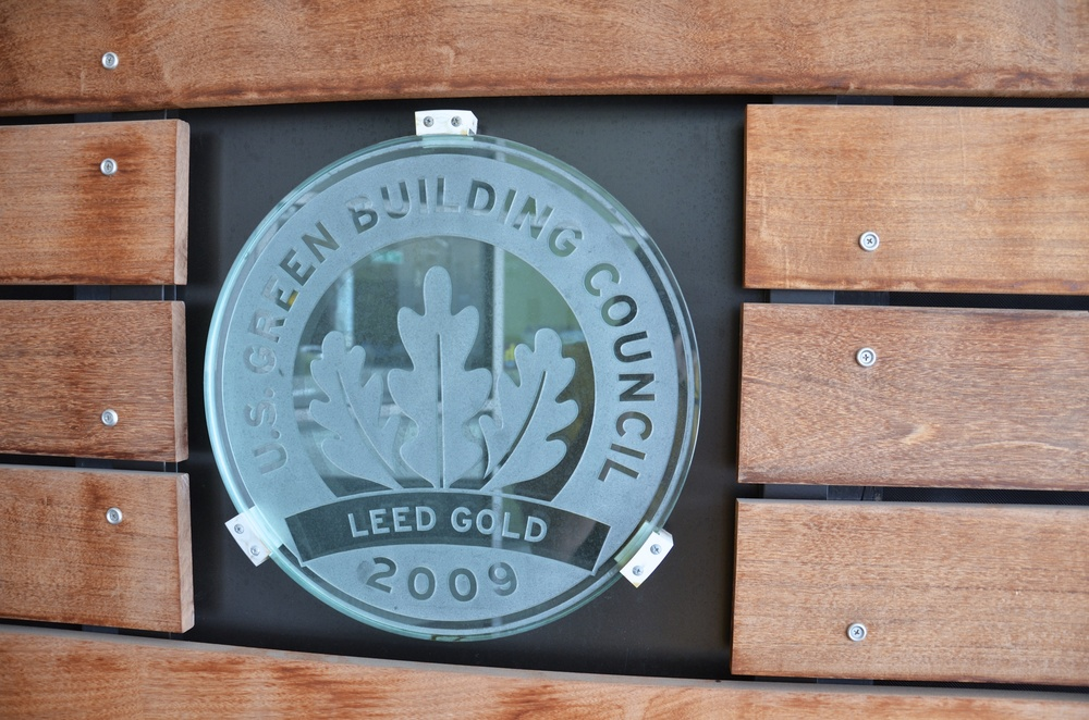 Leed Gold Certified Office