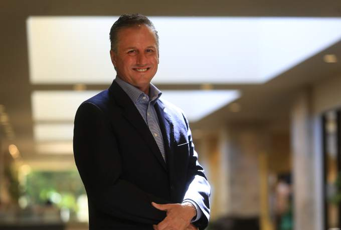 Redwood Credit Union CEO Brett Martinez, Thursday May 7, 2015. (Kent Porter / Press Democrat) 2015