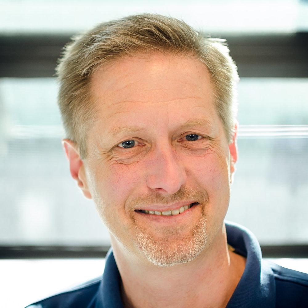 Matt DeVries, Director of Finance