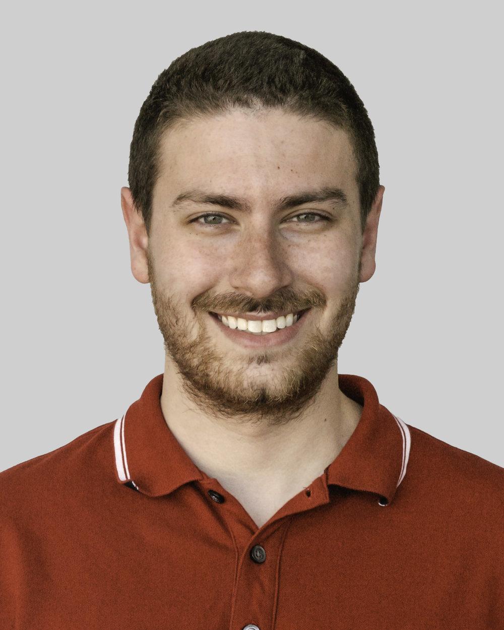 Jake Cann, Copywriter Weber Marketing Group