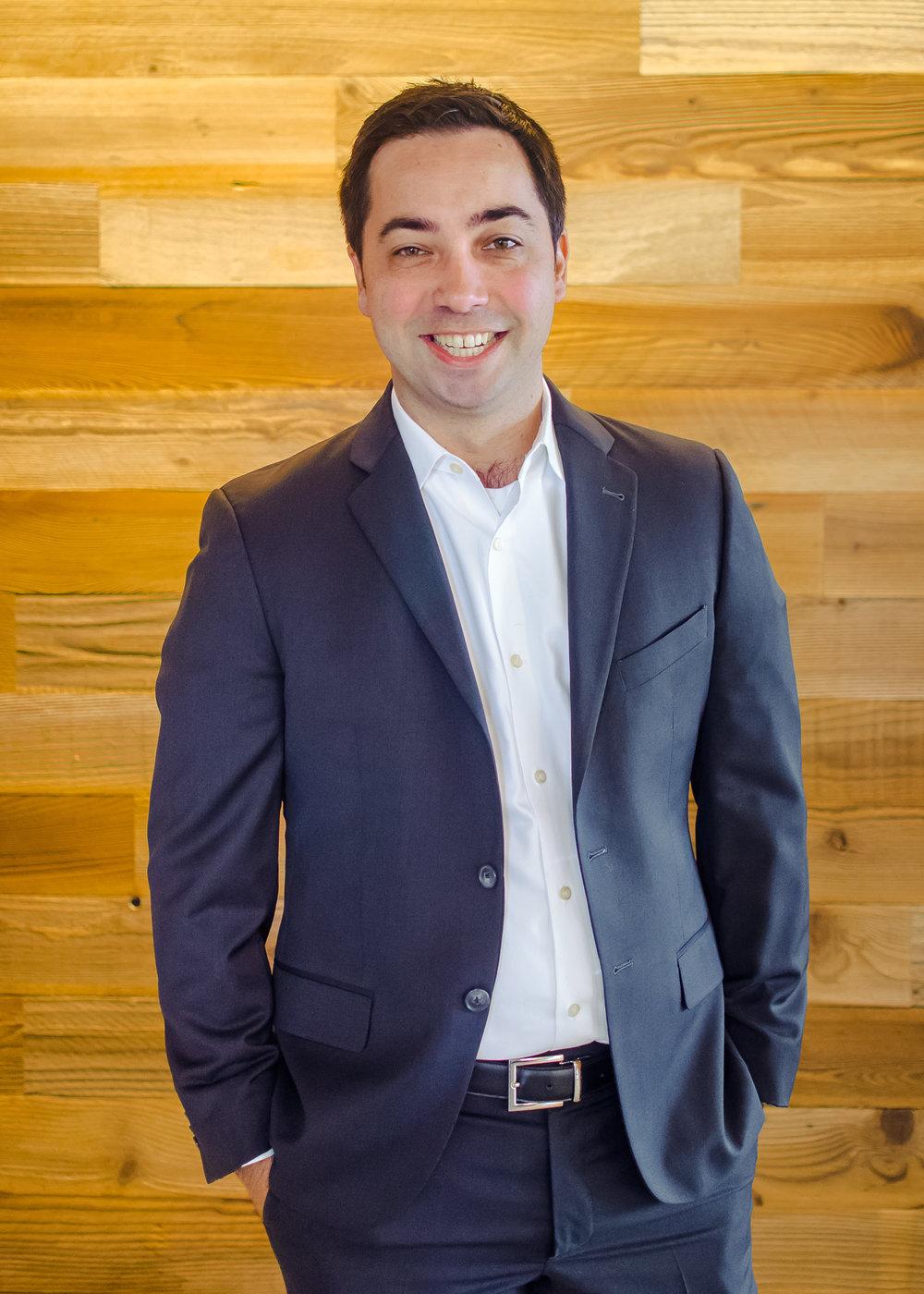 Ben Stangland, President & COO | Principal