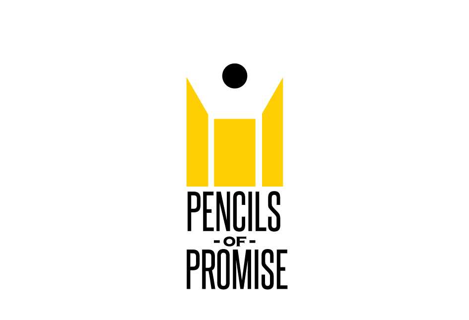 Pencils of Promise Logo # 2 for the One Show Competition.