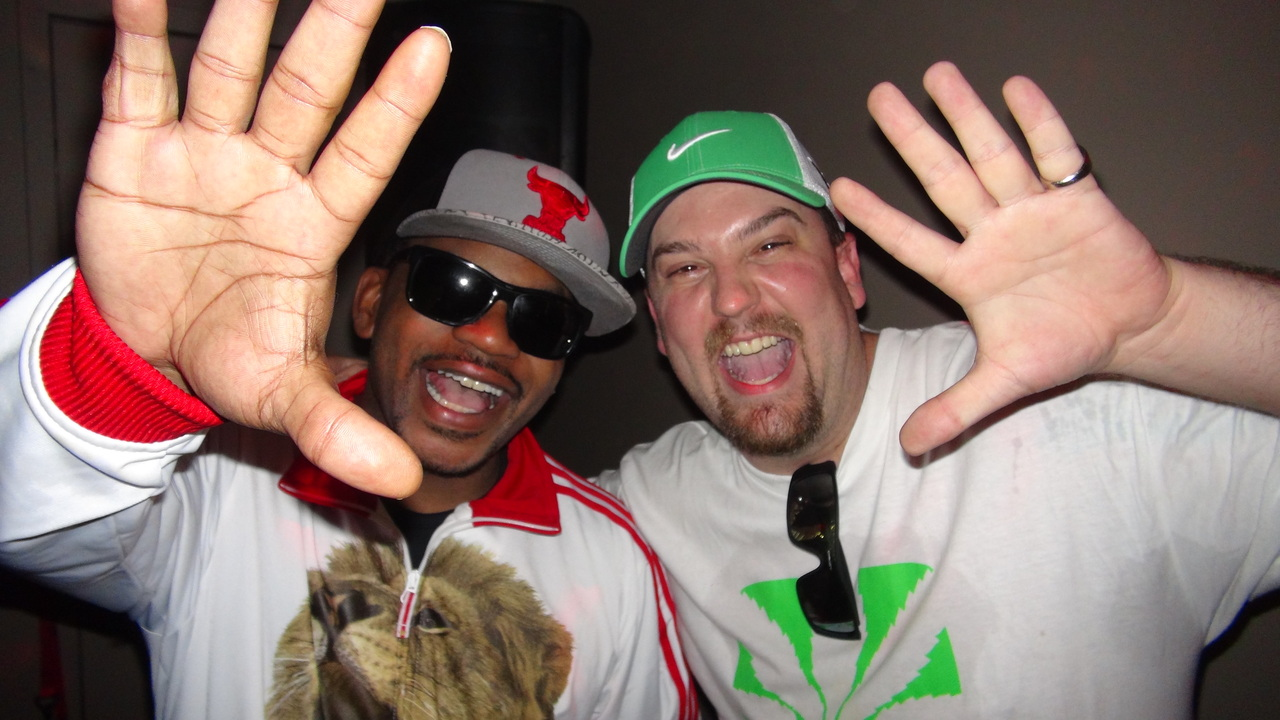 Obie Trice loves Kush.ca and we thank him for his support.