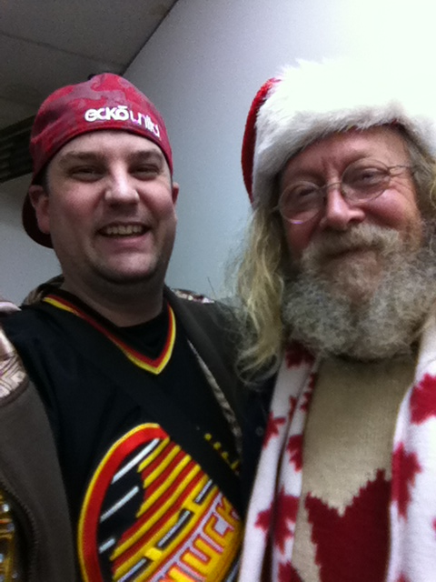 Santa Came To Visit Me!!!