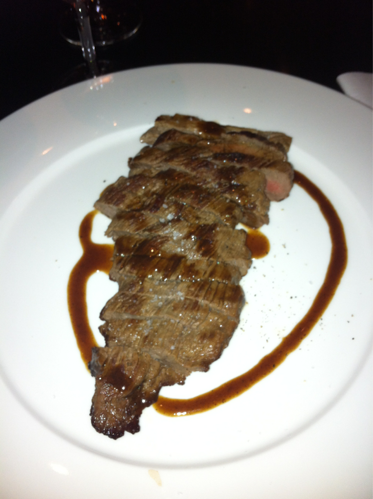 Veal so good in Paris