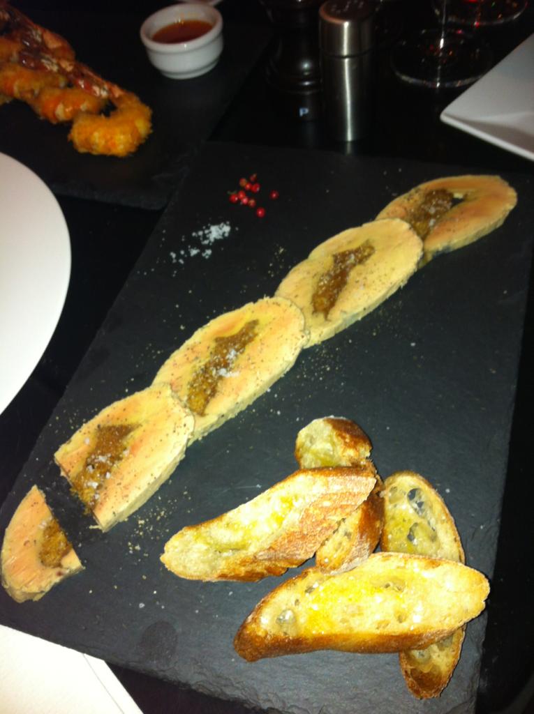 Goose Foie gra in Paris France