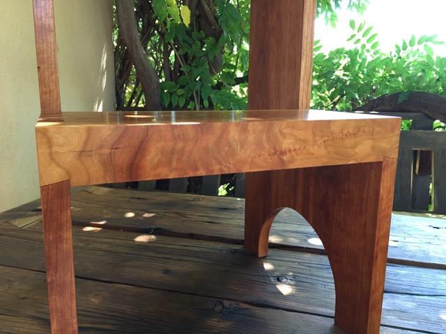 Highly Figured Cherry Step-stool & Highly Figured Cherry Step-stool u2014 Wellbeloved Woodworks islam-shia.org