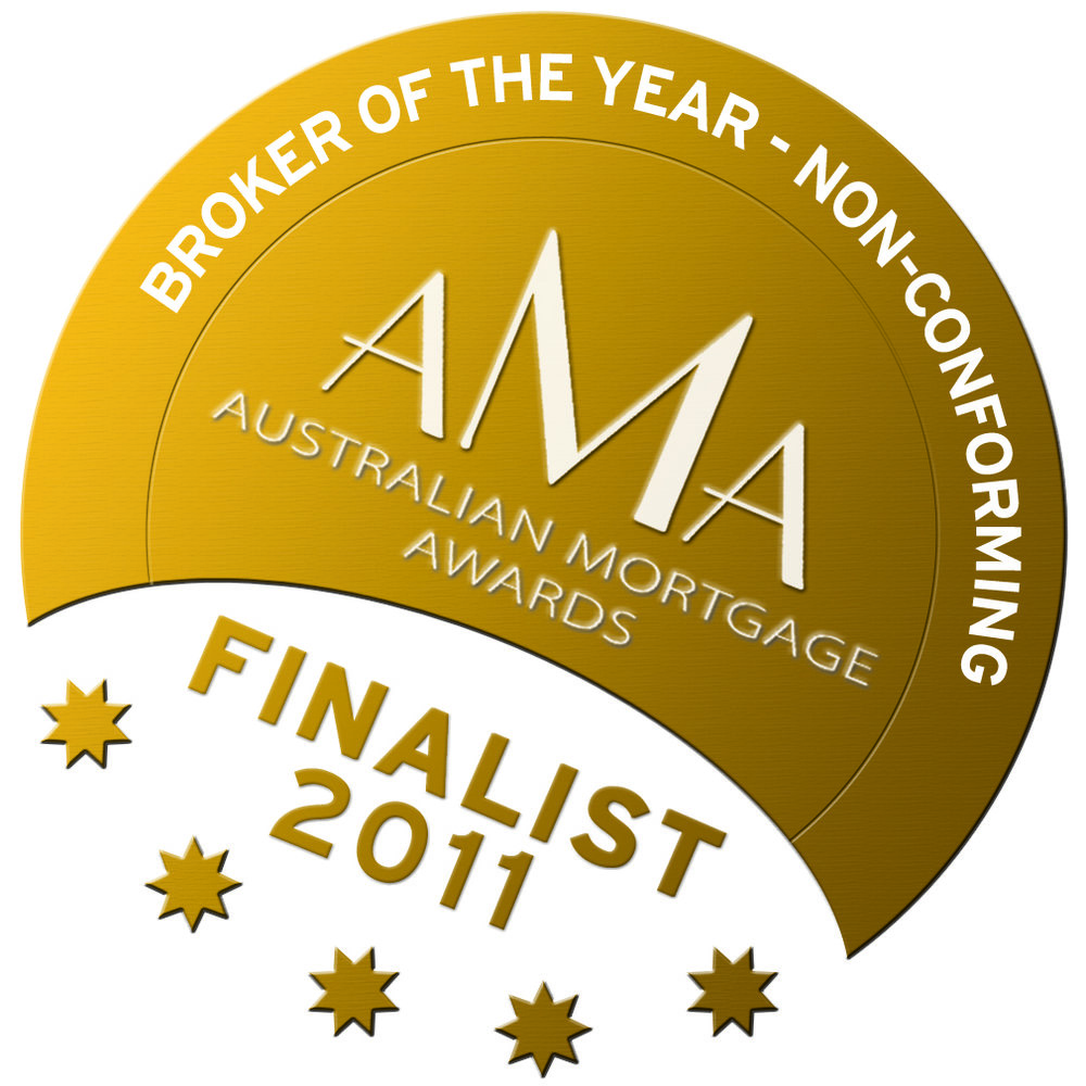 AUSTRALIAN MORTGAGE AWARD FINALISTS -