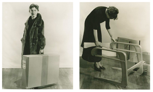 Kem Weber: The Mid-Century Modern Designer Who Paved the Way for IKEA | Collectors Weekly            via  collectorsweekly.com        Flat Packing in 1934.