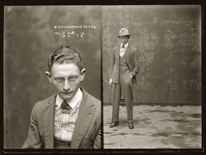 Vintage Mugshots from the 1920s [30 Photos]          via  twistedsifter.com