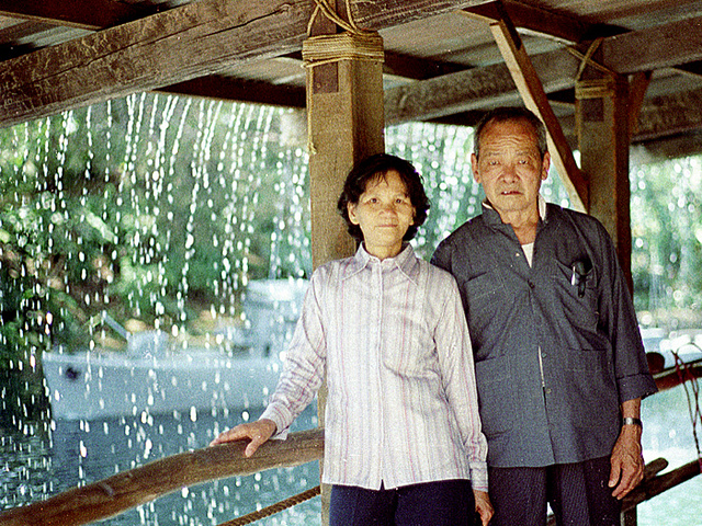 grandparents on Flickr. my grandma finally joined my grandpa today. Rest In Peace 婆婆 April 4, 1918 - December 17, 2011