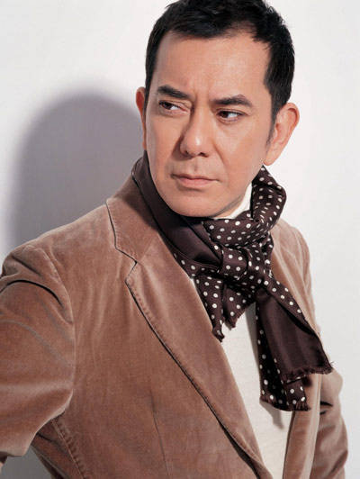 Anthony Wong: Chow Yun Fat, Alain Delon, Charles Bronson and Sai Ming Lee all in one.