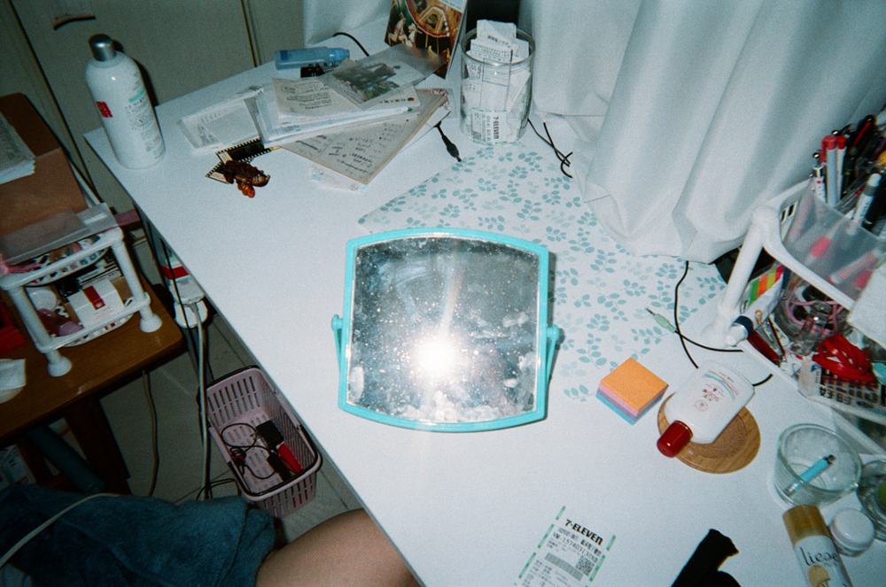 A project shot for dispose.co, a worldwide collaboration of artists shooting one roll on a disposable camera