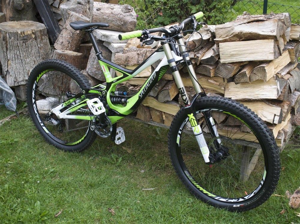 34a9b06a483 Specialized Demo 8 / I - 2012 — Bike, Steel & Borrow