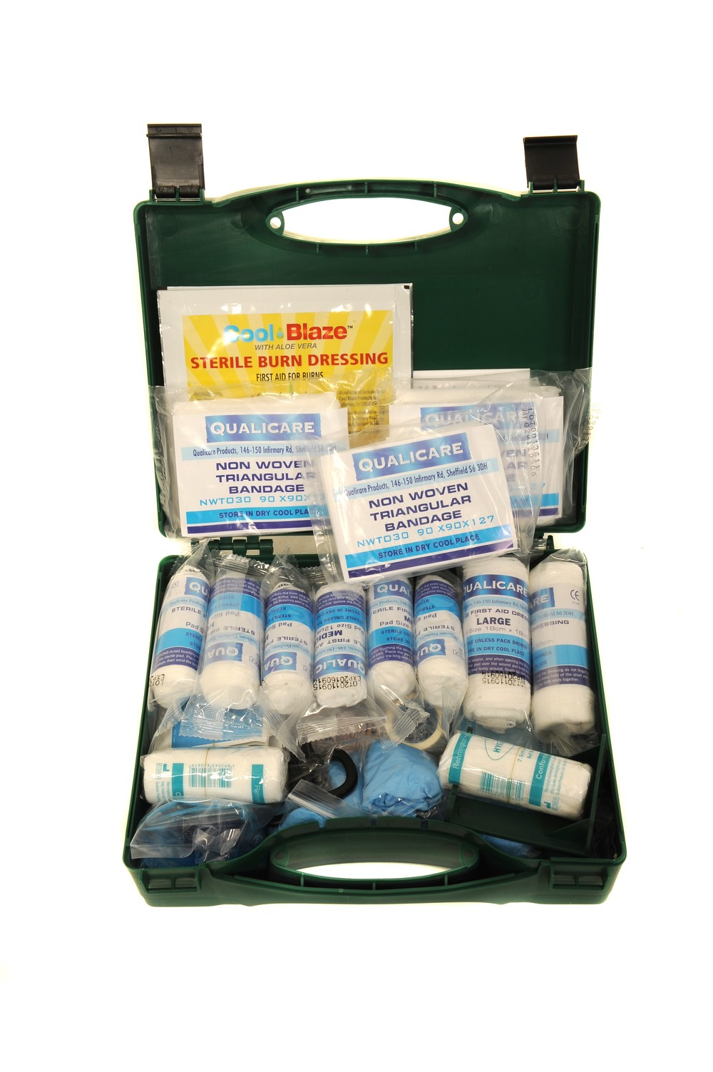 BS 8599-1 Compliant Catering First Aid Kits and Kitchen Kits