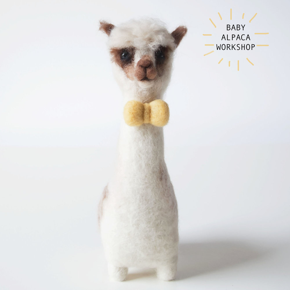 Baby Alpaca Needle Felting workshop 1.jpg