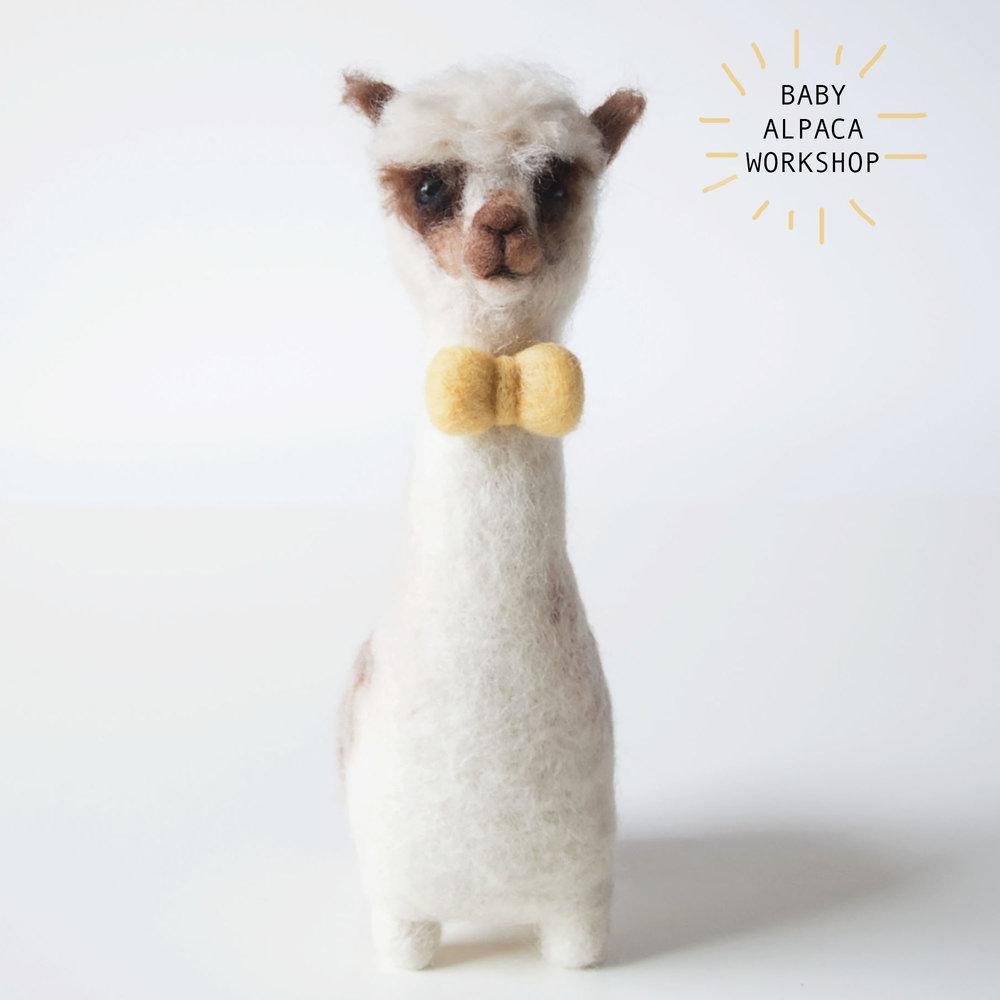 Baby Alpaca Needle Felting workshop 1.jpg